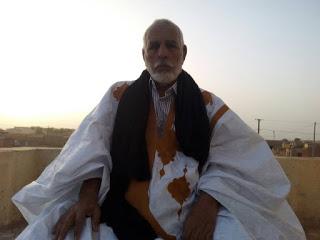 مقابلة مع الوجيه والسياسي البارز : أبراهيم ول أباه